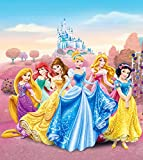Disney Enfants - Papier Peint - Princess