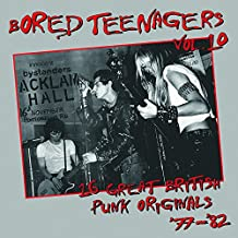 BORED TEENAGERS VOL 10 LP / VINYL + 20 PAGE A5 BOOKLET