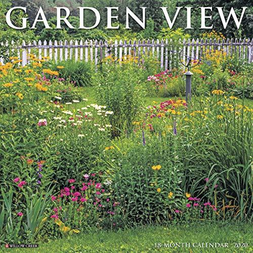 Garden View 2020 Calendar