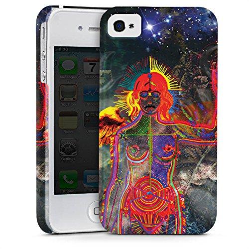 Apple iPhone X Silikon Hülle Case Schutzhülle Galaxie Universum Fantasie Premium Case glänzend