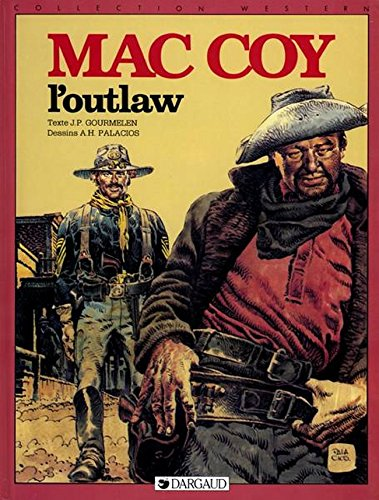 Mac Coy, tome 12 : L' Outlaw