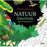 Creative Coloring - Natuur kleurboek voor volwassenen