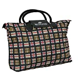 #4: Kuber Industries™ Waterproof Foldable Shopping Handbag, Travel Bag (Color & Print may vary as per availability)