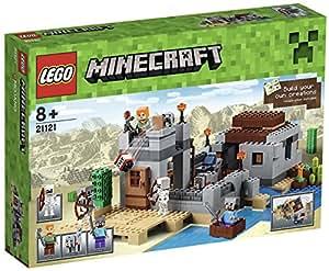 LEGO Minecraft 21121 - L'Avamposto Nel Deserto