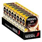 Nescafé Stix, Lot de 8, Café 2en 1avec Creamer/café, instantanée blanche, Café au Lait