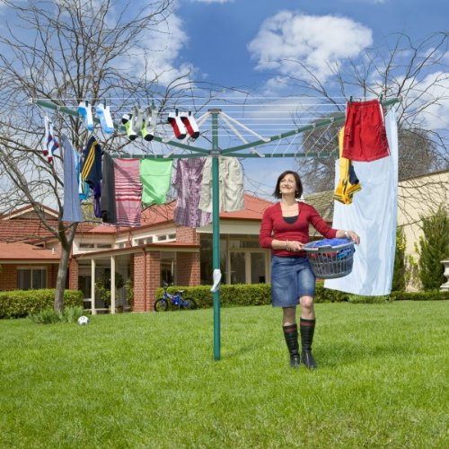 hills-rotary-7-premium-hoist-washing-clothes-line-forest-glade-green