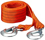 #6: Generic (unbranded) Super Strong Towing Rope (Orange)