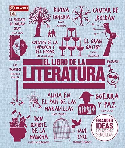 El libro de la Literatura (Grandes Libros) por AA. VV.