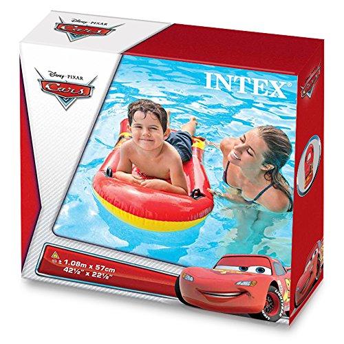 Intex 0774014 – Cars Surfbrett – Luftmatratze – 108 x 57 cm - 3