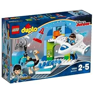 LEGO Duplo 10826 - Miles Dal Futuro L'Hanger Stellare di Miles