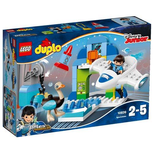 LEGO - Hangar de la Nave de Miles, Multicolor (10826)