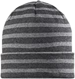 Elkline Hamburger Knitted Hat Men Anthra-Grey 2017 Kopfbedeckung