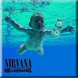 Nirvana–Metal magnético–Never Mind