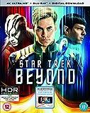 Locandina Star Trek Beyond (4K UHD Blu-ray + Blu-ray + Digital Download) [2016] [Region Free]