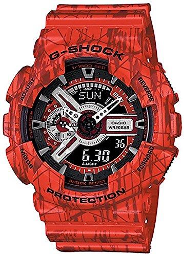 Orologio uomo Casio GA110SL-4ACR