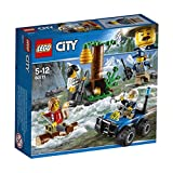 #10: Lego 60171 City Police Mountain Fugitives