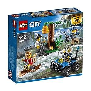 Lego City 60171 - Police - Fuga in Montagna 5702016109542 LEGO