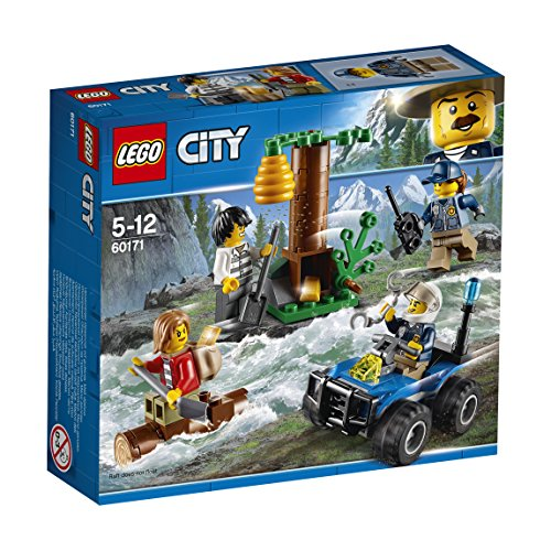 LEGO 60171 City Police Mountain Fugitives