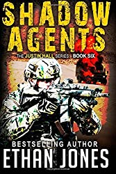 Shadow Agents (Justin Hall) by Ethan Jones (2015-02-11)