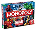 Marvel Monopoly por Winning Moves UK Ltd