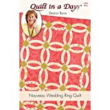 Quilt In A Day EB-1298 Eleanor Burns Pattern, Nouveau Wedding Ring Quilt by Quilt In A Day