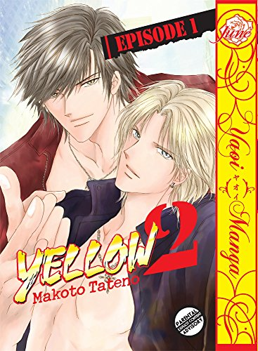 Yellow 2 - Episode 1 (Yaoi Manga) (English Edition)