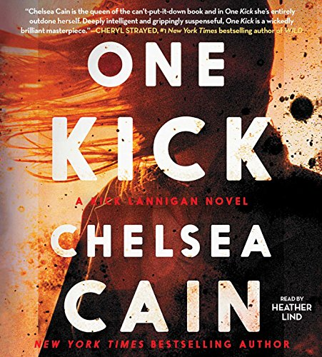 One Kick: A Novel (Kick Lannigan) - Scrabble-cd