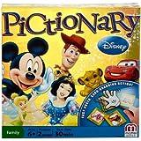 Pictionary - Y0743 - Jeu de Société - Pictionary Disney