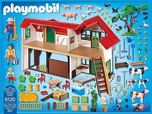 PLAYMOBIL 6120 – Großer Bauernhof - 3