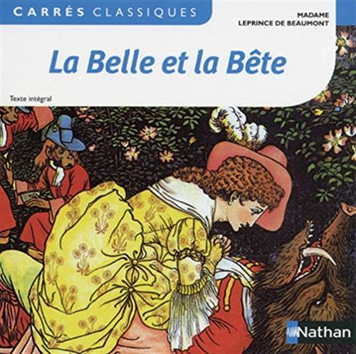 La Belle et la Bête par Mme Le Prince De Beaumont