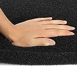 Aeromdale Filterschaum, Baumwolle, für Aquarium, 50x 50x 2,5cm