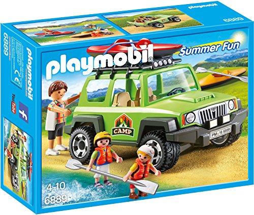 Preisvergleich Produktbild Playmobil 6889 - Camp-Geländewagen