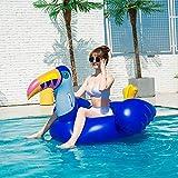 Anello di bambini nuotano Anello di nuoto 200 centimetri Picchio piscina galleggiante materasso gonfiabile di anello di nuoto for adulti piscina galleggiante Circolo Summer Party Pool Giocattoli