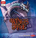 Wings of Fire – Teil 2: Das verlorene Erbe: Lesung mit Sandra Schwittau (1 mp3-CD) (Wings of Fire / Lesungen (je 1 mp3-CD))