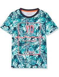 NAME IT Jungen T-Shirt Nitzilli Ss Top Box Nmt
