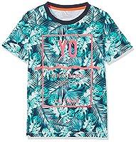 NAME IT Boys�?? Nitzilli Ss Top Box Nmt T-Shirt, Multicoloured (Fanfare), 146