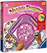 Ravensburger - 29736 - Loisir Cr�atif - Mandala Designer Junior Hello Kitty