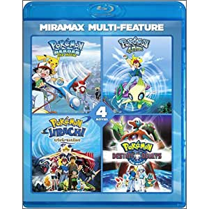Pokemon Collection [Blu-ray]