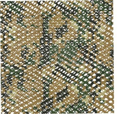 Voodoo Tactical 02–0109005000Sniper Veil, Woodland Camo