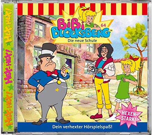 Bibi Blocksberg - Folge 64: Die neue Schule -
