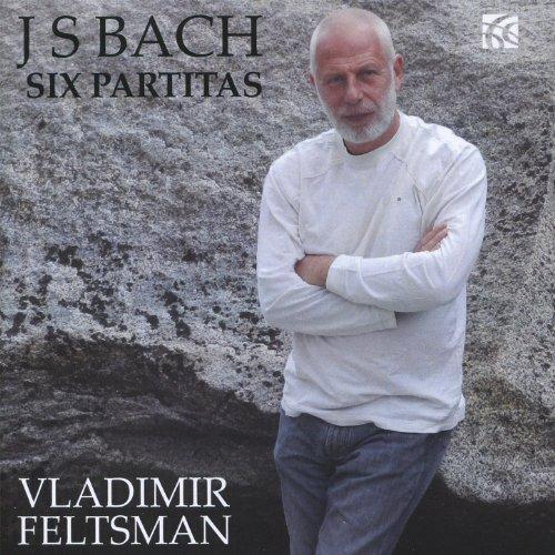 Bach: Six Partitas, BWV 825-830