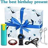 ANEWSIR Geburtstagspaket Paket 5 Kit, Birthday Present 5 Kit, Handy Zubehör Geschenke, Power Bank, Bluetooth Kopfhörer, Weitwinkel Objektiv 120°, Datenleitung, Handy Ringständer