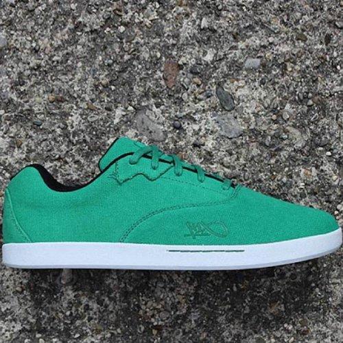 k1x cali gruen/weiss (Sneaker Canvas Cali)