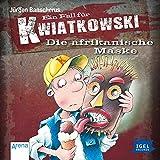 Ein Fall für Kwiatkowski. Die afrikanische Maske (05)