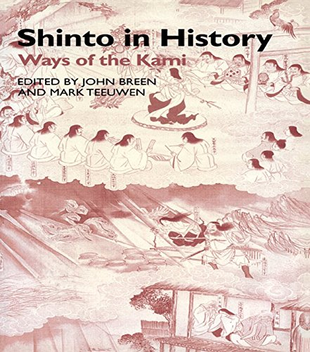 Shinto in History: Ways of the Kami (Routledge Studies in Asian Religion) (English Edition) por John Breen