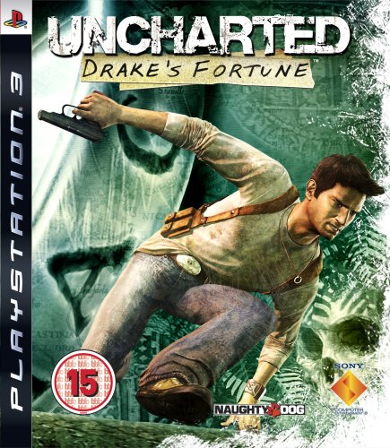 Image of Uncharted: Drake's Fortune (PS3)