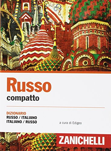 Russo compatto. Dizionario russo-italiano, italiano-russo di Edigeo