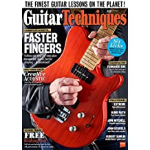 Guitar Techniques: Faster fingers (English Edition)