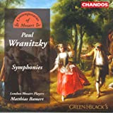 Wranitzky: Symphonies in D Major and C Minor