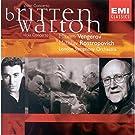 Britten - Concerto pour violon / Walton - Concerto pour alto